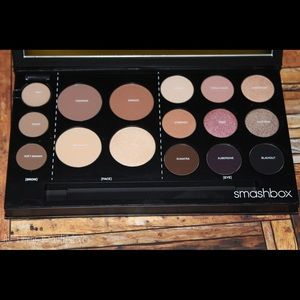 Smashbox Makeup - Smashbox #shapematters palette contour kit